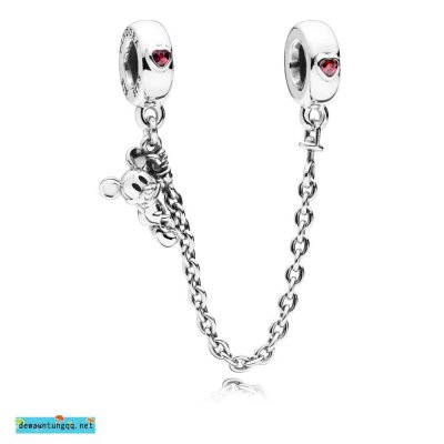 Saldi Pandora DISNEY ARRAMPICATA MICKEY SICUREZZA CATENA